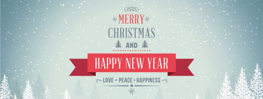 Wir wünschen Ihnen besinnliche Feiertage und einen guten Rutsch ins ...